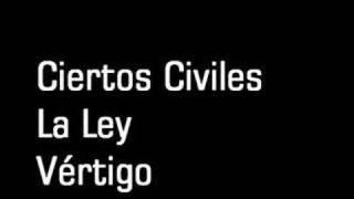 Watch La Ley Ciertos Civiles video