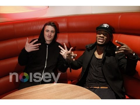 Skream and Benga - Getting Spiked with Acid, Croydon Girls and Streaking - Back & Forth - Episode 11