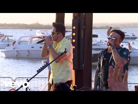 Matheus & Kauan - A Rosa E O Beija-Flor - Na Praia Ao Vivo