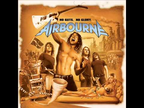 Airbourne - My Dynamite Will Blow You Sky High And Get Ya Moanin After Midnight