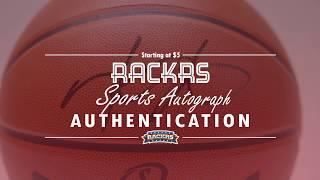 The Sports Autograph Authentication Company - Rackrs.com (Official)