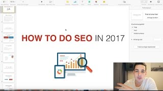 Download How To Do SEO For Website - SEO Tutorial 2017 3Gp Mp4