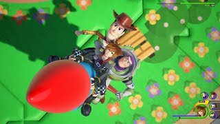 KINGDOM HEARTS III – Gameplay Overview Video (French Voice Over)