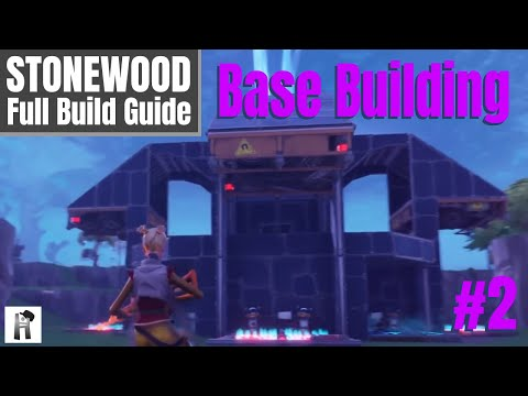 Really Cool Stonewood Amplifier Build episode 2 - Buildings can be anything thumbnail
