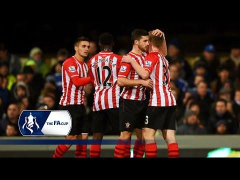 Shane Long's fine finish - Ipswich 0-1 Southampton   Goals & Highlights