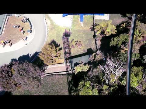 Sky Swing, Rotorua New Zealand