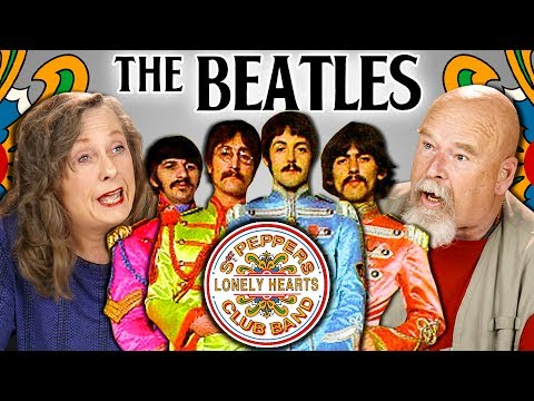 Elders React To Beatles