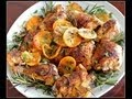 Easy Chicken Recipes -- Herb and Citrus Oven Roast…