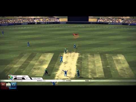 Don Bradman Cricket 14 | India vs South Africa | Alcatraz vs mafia97