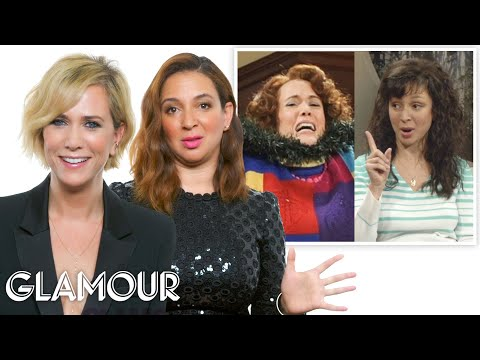 The Women of Saturday Night Live Reveal Their Favorite Characters | Glamour