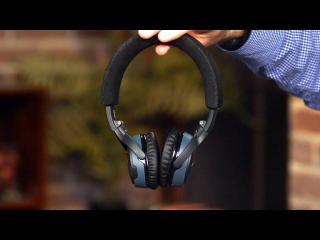 Bose SoundLink On-Ear Bluetooth: top on-ear wireless headphone
