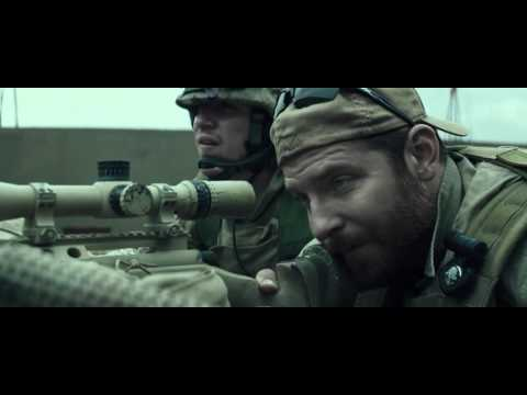 American Sniper Parallel Editing