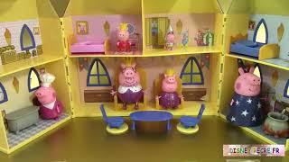 Palais de Princesse Peppa Pig Princess Peppa's Palace Pâte à modeler Peppa Pig