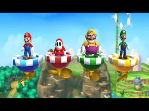 Mario Party 9 Solo Part 2 (Toad Road)