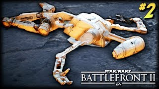 Star Wars Battlefront 2 - Funny Moments #2 (Droid Malfunctions! Battlefront 2 Beta)