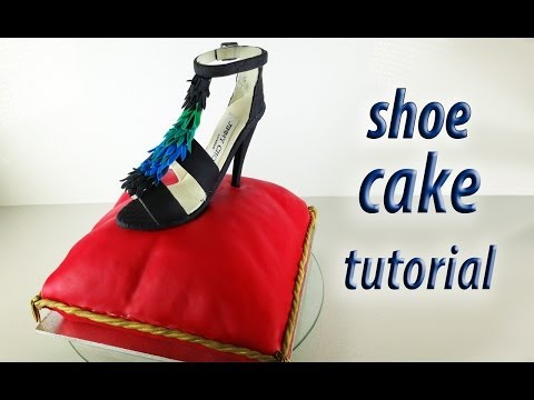 Shoe Cake Toppers Uk