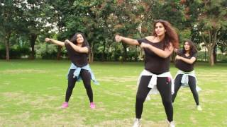 Fast And Furious 8 - Hey Ma Pitbull And J Balvin Song Fitness Dance
