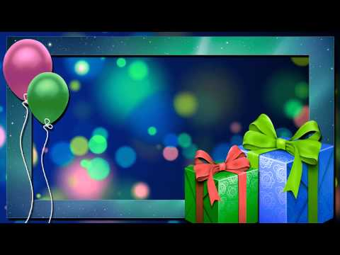 Как создать фильм с днем рождения