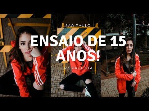 FOTOGRAFIA - ENSAIO 15 ANOS!!