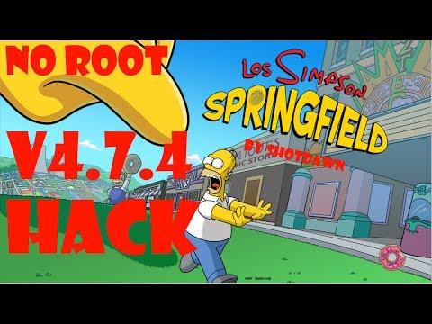 Truco Para Obtener Donas Infinitas Y Dinero Infinito En Los Simpson