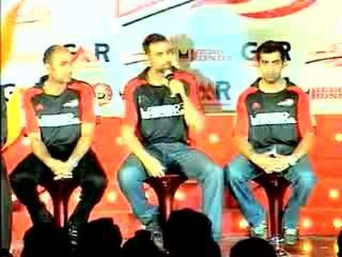 Sehwag Answers Interesting Questions 0n DareDevils Part2