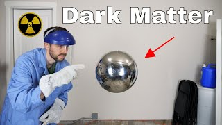 What Does Dark Matter Look Like? Crazy Experiment Shows Objects Falling Into Dark Matter