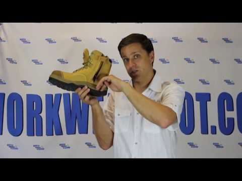 Australian made most comfortable work boots Review - Oliver 55332Z Boot Review