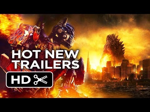 Best New Movie Trailers - March 2014 Hd video