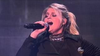 Meghan Trainor Like I 39 M Gonna Lose You Marvin Gaye American Music Awards 2015 Hd