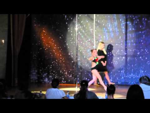 Miss Pole Dance Russia 2012 CHILDREN