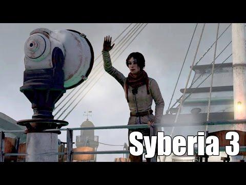 Syberia 3 (Оригинал) - Серия 17 (Прощание с Вальсембором)