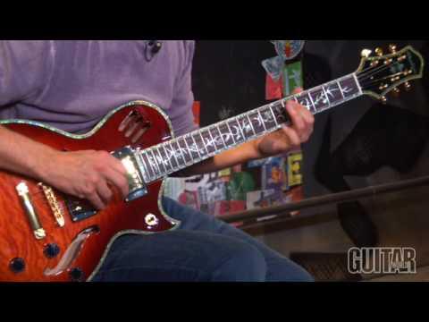 Prestige Heritage Hollow Guitar