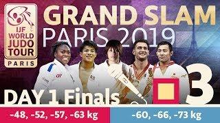 Grand-Slam Paris 2019: Day 1 - Final Block
