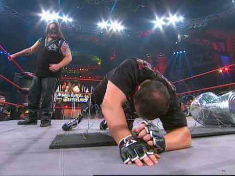 Abyss vs. Tommy Dreamer