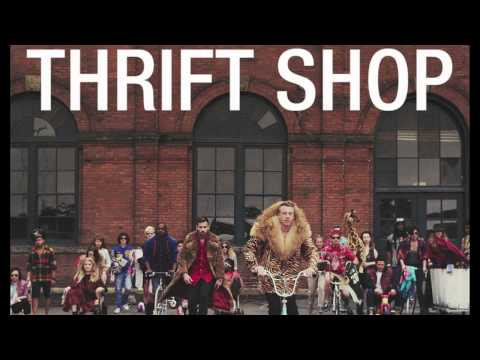 Mackelmore Ft. Wanz - Thrift Shop video
