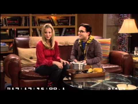 The Big Bang Theory season 3 gag reel