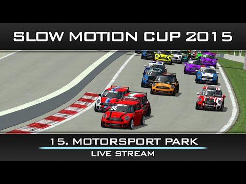 rFactor Mini Cup: Canada - Motorsport Park Live Stream