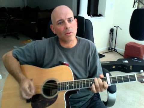 Don't Want To Know - John Martyn cover