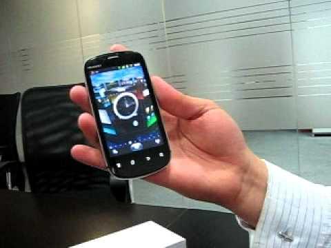 Smartphone Huawei Vision.