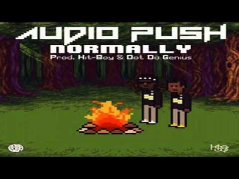 Audio Push - Normally video