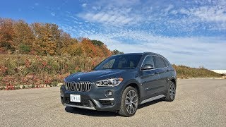 2018 BMW X1 xDrive28i - Review