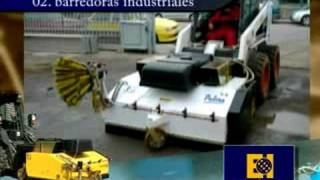 Video Industrial sweepers Euro Implementos
