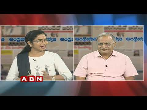 Discussion | Apprehend Warrant Issued To CM Chandrababu Naidu in Babli Project Case | Part 2