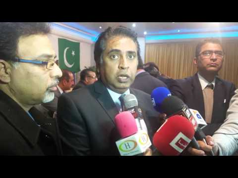 Overseas commission punjab interviewing with media :cni