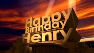 Download Lagu Happy Birthday Henry Gratis STAFABAND