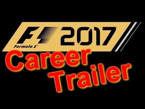 F1 2017 - Career Mode Trailer Analysis!