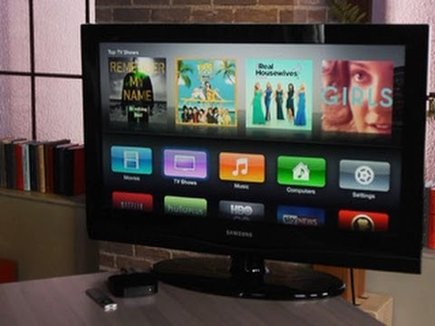 Apple TV - A great streaming box, especially for Apple fans