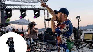 Jax Jones + RAYE live at Café Mambo for Radio 1 in Ibiza 2017