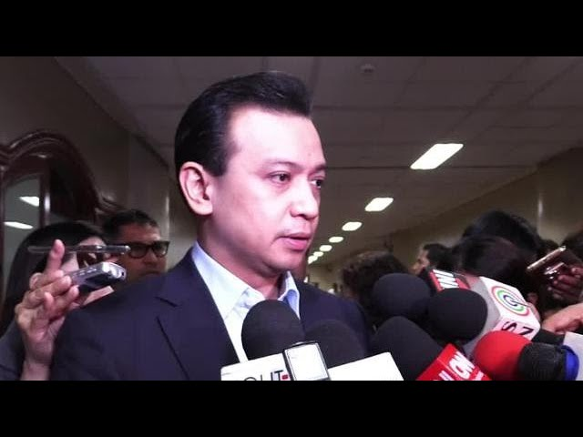 Trillanes: Gordon has zero credibility as blue ribbon chair