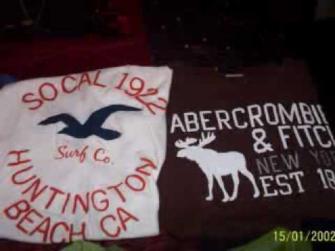 Abercrombie Fitch Authentic American Clothing | Kisah SMA Mesum